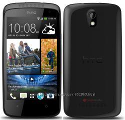 Матовая и глянцевая пленка для HTC Desire 500
