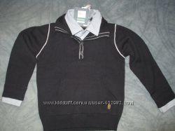 Рубашка-реглан OVS-kids 104размер, новая