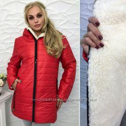 Зимняя куртка Polaris 46-54 размеры Разные цвета Качество