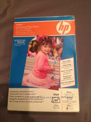 фотобумага НР Premium Photo Paper 240g, 10x15, 50 листов