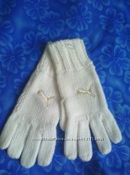 Женские перчатки  Puma Новые