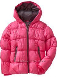 Демисезонная куртка на девочку 5, 8 лет яркая и красивая Old navy