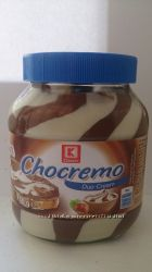 крем шоколадно-молочний, 750 гр.