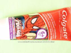 Детская зубная паста Colgate Spider-man  6 лет