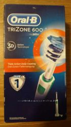 Oral-B Trizone 600 Електрична зубна щітка