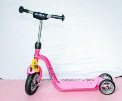 Самокат Puky R 1 Розовый