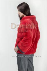 Продам яркую стильную куртку из меха норки