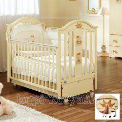 Продам комплект мебели Pali Caprice Royal кровать, комод, матрас, постель