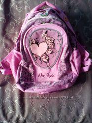 Рюкзак КITE для девочки 3-4 класса