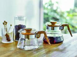 Аксессуары и посуда для кофе высокого уровня Hario
