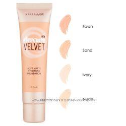 Тональный крем  Meybelline Dream Velvet