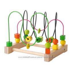 В наличии Лабиринт детский, развивающая игрушка Мула Mula Икеа Ike