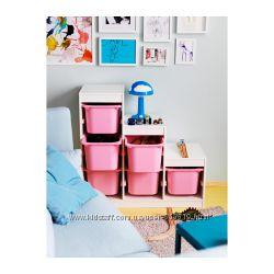 Система для хранения игрушек, Lego, одежды, книг Икеа Икея Ikea