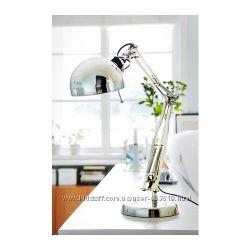 В наличии Настольная лампа рабочая Форса разн. цвета Икеа Икея Ikea