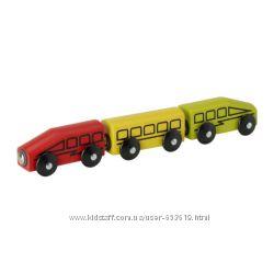 В наличии Поезд, 3 вагона, Lillabo, Лиллабу Икеа, Икея, Ікеа