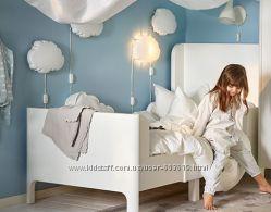 В наличии Облачко Бра, ночник в дескую, белый Икеа Ikea Ікеа