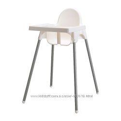 Стульчик для кормления Antilop, Антилоп из IKEA, Икеа