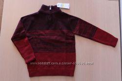 Новый красивый хлопковый свитер на мальчика Calvin Klein