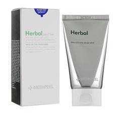 Успокаивающая пилинг-маска Medi Peel Herbal Peel Tox 120 мл