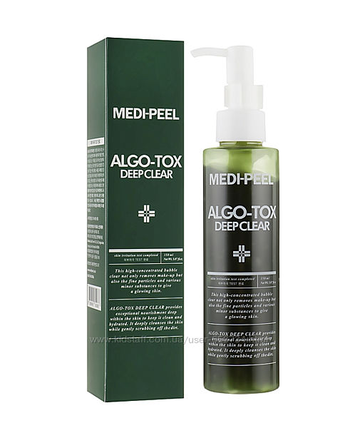 Пенка для умывания Medi Peel Algo-Tox Deep Clear 150 мл