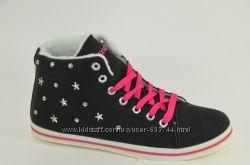 Суперские кеды-ботинки легкие теплые и удобные 37-41р полномеры