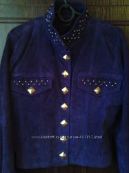 Куртка замшевая кожа