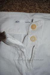 Шикарные льняные брюки в идеальном состоянии