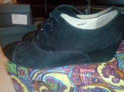 Кожаные туфли miraton attizzare 37р.