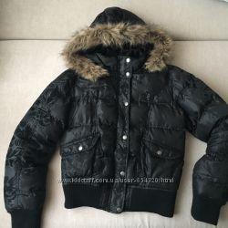 Короткая красивая куртка синтепон М