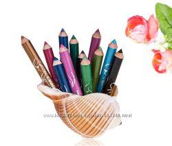 Набор из 12 косметических карандашей, в наличии