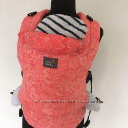 Бесплатная доставка. Эрго рюкзаки Love & Carry из шарфовой ткани