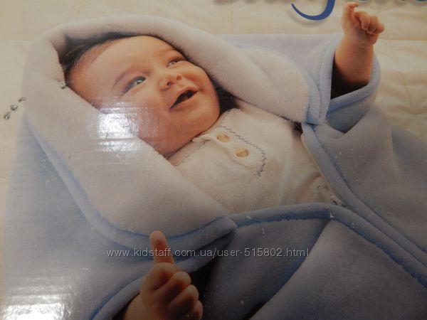 Конверт-покрывало для новорожденных