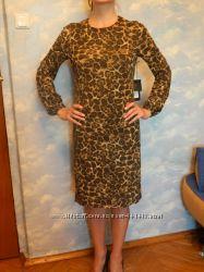 Монтон Новое елегантное платье р. 36 евро