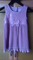 Коктейльное платье Next р. 122