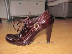 Ботинки лакированные 36, 5