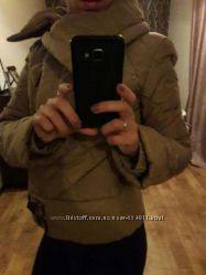 Стильная куртка-пуховик Mango отличное состояние