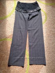 Штаны для беременных серые m, l