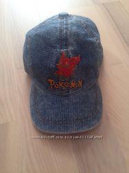 Кепка Pokemon джинсовая