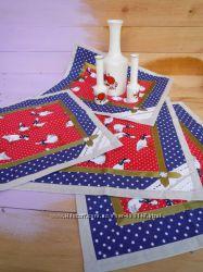 Дизайнерский текстиль для дома ручной работы