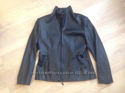 Стильная куртка кожзам L