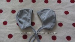 шапочки и бодики для близняшек