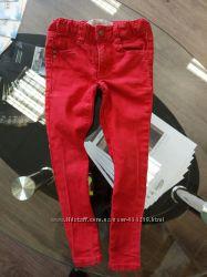 Зауженные джинсы для девочки