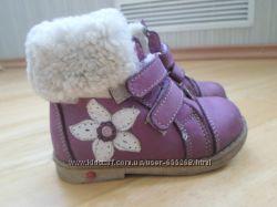 утепленные ботинки ortopedik 22