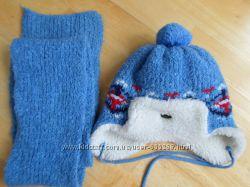 шапка и шарф 50-52
