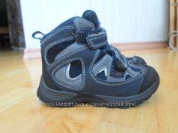 демесезонные ботинки deltex 27