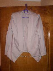 Пиджак французский трикотаж.
