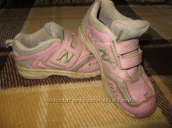 Кожаные кроссовки NEW BALANCE. 33 размер.