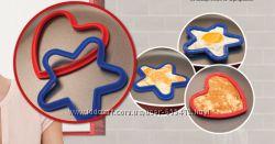 Силиконовые формы для яичницы, омлета, оладьев Oriflame