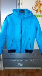 Спортивная зимняя куртка 48-50 размер