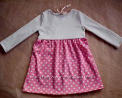 Детские красивые платья и юбка 3-6 лет